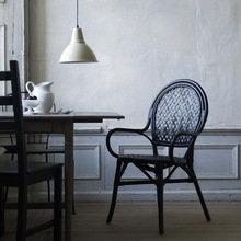 Фотография: Кухня и столовая в стиле Кантри, Индустрия, Новости, IKEA, Ткани, Кресло, Ваза, Стулья, Постеры, Принты, Плетеная мебель – фото на InMyRoom.ru
