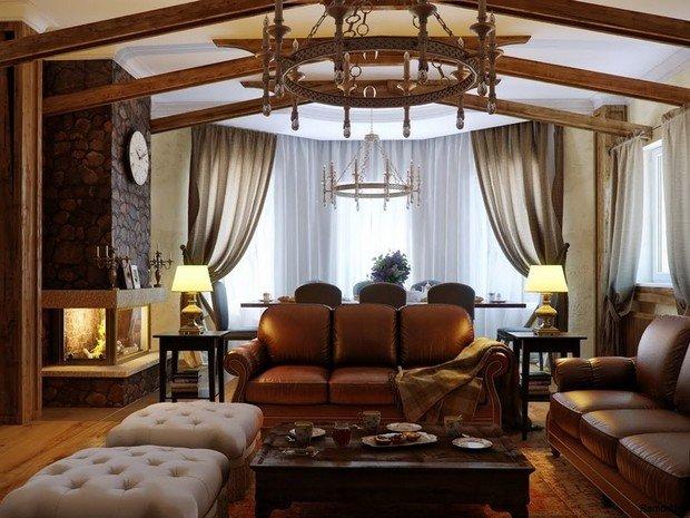 Фотография:  в стиле , Прованс и Кантри, Декор интерьера, Советы, Гид, как оформить квартиру в стиле кантри, стиль кантри, кантри в городской квартире – фото на InMyRoom.ru