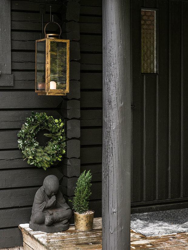 Фотография: Терраса в стиле Скандинавский, Восточный, Декор интерьера, Швеция, Дом и дача – фото на InMyRoom.ru