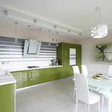 Фото из портфолио 1 кухня – фотографии дизайна интерьеров на InMyRoom.ru