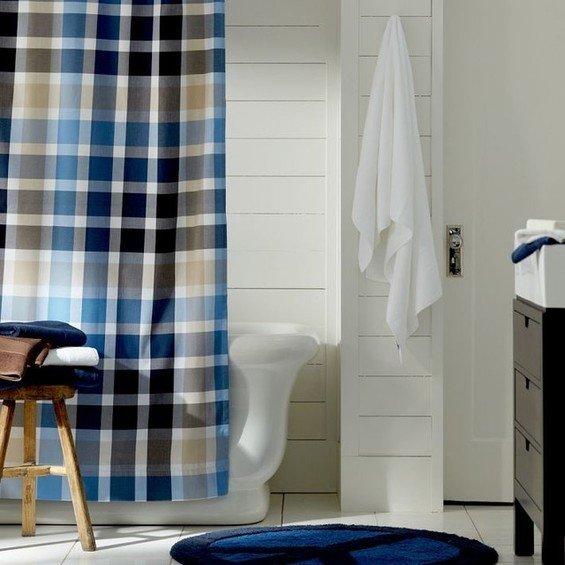 Фотография: Ванная в стиле Скандинавский, Декор интерьера, Декор дома, Прованс, Пол – фото на InMyRoom.ru