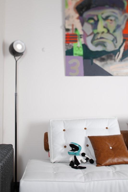 Фотография: Декор в стиле , Малогабаритная квартира, Квартира, Студия, Дома и квартиры, Проект недели – фото на InMyRoom.ru