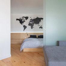Фото из портфолио Перепланировка квартиры в Киеве от Lugerin Architects – фотографии дизайна интерьеров на InMyRoom.ru