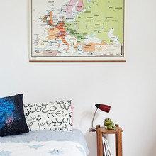 Фото из портфолио Симпатичный, скромный, веселый, красочный и немного ретро!!! – фотографии дизайна интерьеров на InMyRoom.ru