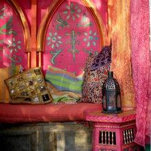 Фотография: Гостиная в стиле Кантри, Восточный – фото на InMyRoom.ru
