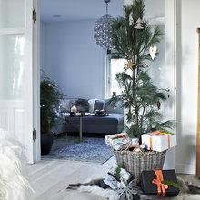 Фото из портфолио Рождественская ёлка в корзине))) – фотографии дизайна интерьеров на InMyRoom.ru