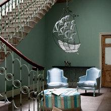 Фотография: Прихожая в стиле Эклектика, Декор интерьера, Декор дома – фото на InMyRoom.ru
