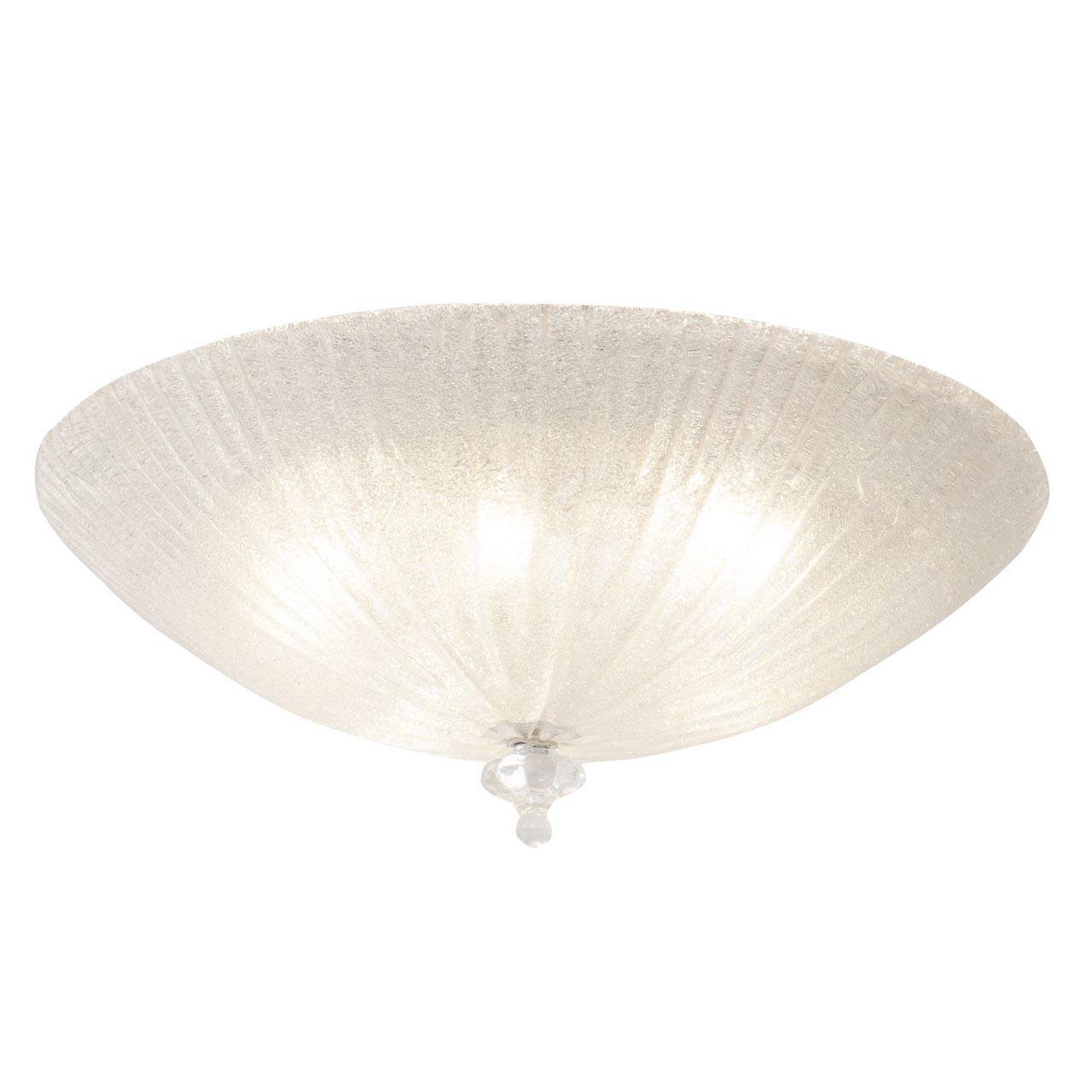 Потолочный светильник Bonnet белого цвета