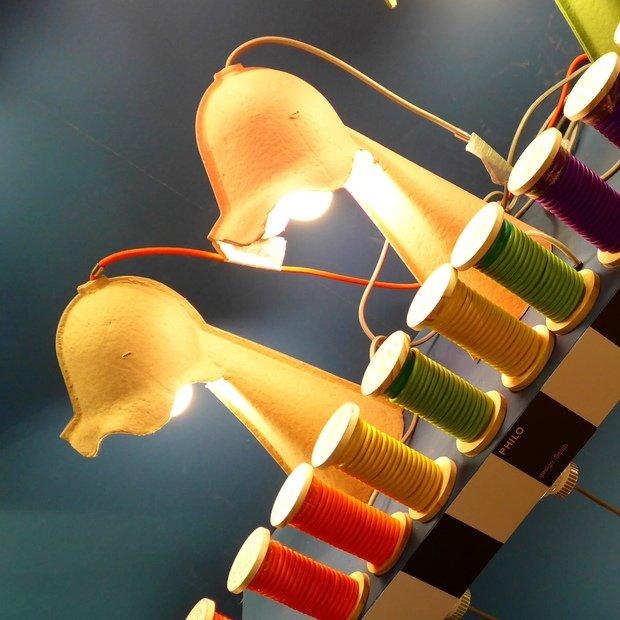 Фотография: Ванная в стиле Минимализм, Италия, Axo Light, Delightfull, Seletti, Мебель и свет, Светильники, Милан, Женя Жданова, Гид, освещение, STUDIO ITALIA DESIGN, MODO, Mambo Unlimited Ideas, Luum, Lasvit, Atelier Oi, MMlampadari, Pouenat, Euroluce-2015, Euroluce, iSaloni, iSaloni-2015, потолочный свет, декоративный свет, Hinkley, Bocci, Slamp – фото на InMyRoom.ru