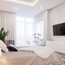Фото из портфолио Квартира в ЖК Комфорт Таун – фотографии дизайна интерьеров на INMYROOM