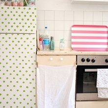 Фотография: Кухня и столовая в стиле Кантри, Скандинавский, Современный, Декор интерьера, DIY – фото на InMyRoom.ru