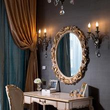 Фотография: Спальня в стиле Классический, Квартира, Дома и квартиры, Пентхаус – фото на InMyRoom.ru