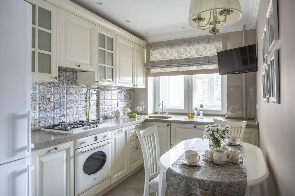Фотография: Кухня и столовая в стиле Прованс и Кантри, Гид – фото на InMyRoom.ru