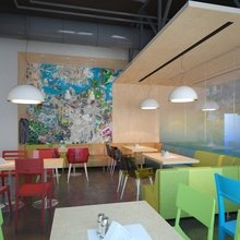 Фото из портфолио кафе – фотографии дизайна интерьеров на INMYROOM