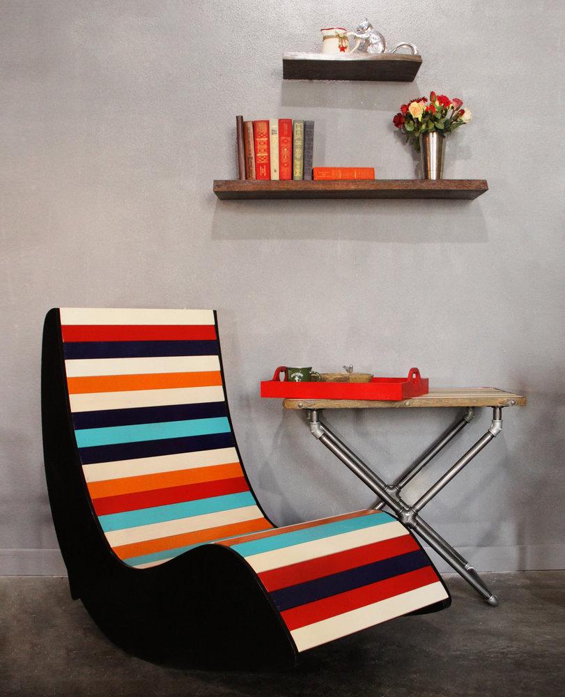 Кресло качалка Lazyloft