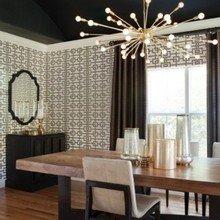 Фотография: Кухня и столовая в стиле Классический, Современный, Декор интерьера, Дизайн интерьера, Цвет в интерьере – фото на InMyRoom.ru