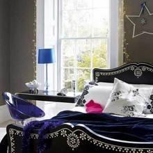Фотография: Спальня в стиле Эклектика, Декор интерьера, Праздник, Новый Год – фото на InMyRoom.ru