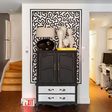 Фотография: Офис в стиле Классический, Современный, Эклектика, Декор интерьера, Квартира, Дом, Цвет в интерьере, Дома и квартиры – фото на InMyRoom.ru