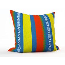 Диванная подушка: Интересный колорит