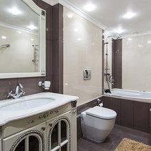Фото из портфолио Уют в двухэтажных апартаментах – фотографии дизайна интерьеров на INMYROOM