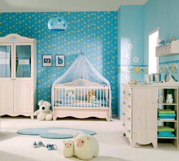 Фотография: Спальня в стиле Прованс и Кантри, Детская, Декор интерьера, Интерьер комнат, Советы – фото на InMyRoom.ru
