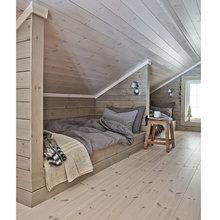 Фото из портфолио  Дом в стиле шале – фотографии дизайна интерьеров на INMYROOM