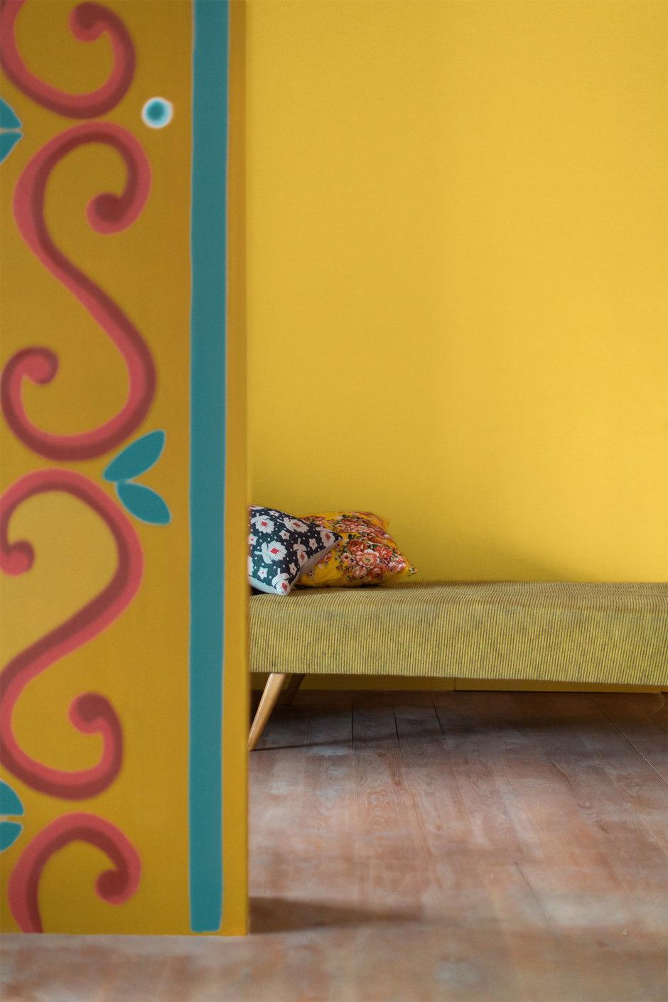 Фотография: Декор в стиле Прованс и Кантри, Декор интерьера, Дизайн интерьера, Цвет в интерьере, Советы, Dulux, Оранжевый – фото на InMyRoom.ru