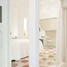 Фотография: Спальня в стиле Кантри, Дом, Цвет в интерьере, Дома и квартиры – фото на InMyRoom.ru