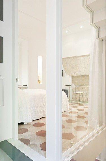 Фотография: Спальня в стиле Прованс и Кантри, Дом, Цвет в интерьере, Дома и квартиры – фото на InMyRoom.ru