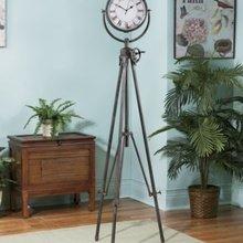 Фото из портфолио Напольные часы – фотографии дизайна интерьеров на INMYROOM