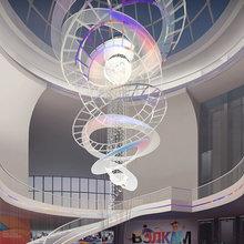 Фото из портфолио Проект интерьеров культурно-развлекательного центра в г. Сочи – фотографии дизайна интерьеров на INMYROOM