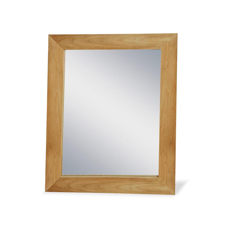 Купить Зеркало прямоугольное Teak&Amp;Water, inmyroom, Индонезия