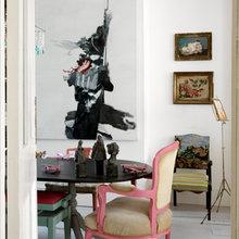 Фотография: Мебель и свет в стиле Кантри, Декор интерьера, Дом, Дизайн интерьера, Цвет в интерьере – фото на InMyRoom.ru