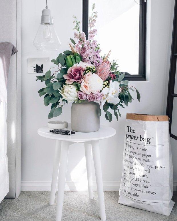 Фотография: Флористика в стиле , Атмосфера в доме – фото на INMYROOM