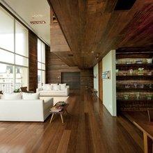 Фотография: Гостиная в стиле Современный, Декор интерьера, Декор дома, Бразилия, Пол, Сан-Паулу, Потолок – фото на InMyRoom.ru