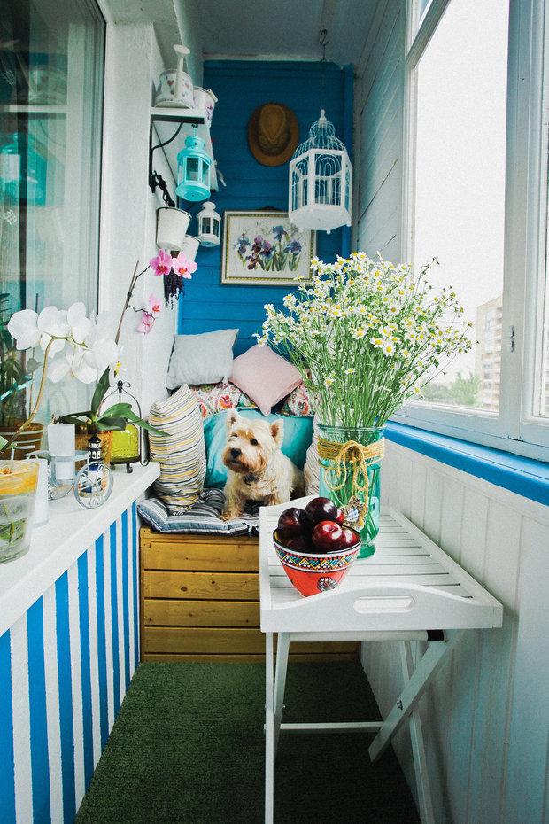 Фотография: Балкон в стиле Прованс и Кантри, Декор интерьера, Квартира – фото на INMYROOM