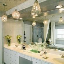 Фотография: Ванная в стиле , Эклектика, Интерьер комнат, Проект недели – фото на InMyRoom.ru