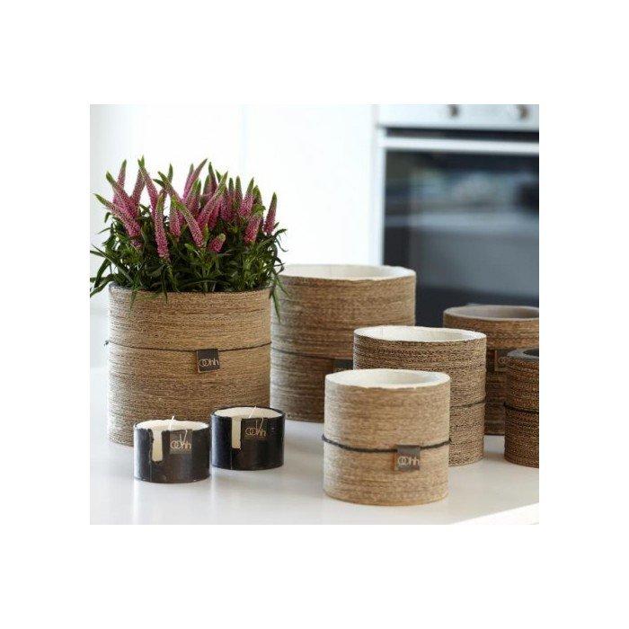 Кашпо Corrugated Paper Pots
