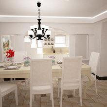 Фото из портфолио Дизайн интерьеров для загородного дома – фотографии дизайна интерьеров на INMYROOM