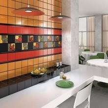 Фото из портфолио Французский стиль керамической плитки – фотографии дизайна интерьеров на InMyRoom.ru