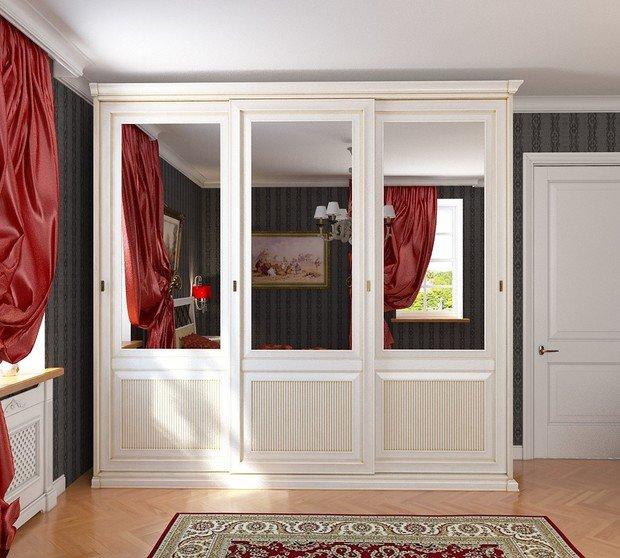 Фотография: Спальня в стиле Классический, Советы – фото на InMyRoom.ru