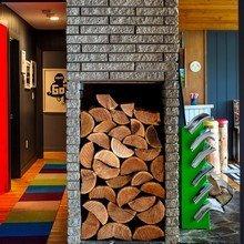 Фотография: Прихожая в стиле Лофт, Дом, Дома и квартиры, Нью-Йорк, Стол – фото на InMyRoom.ru