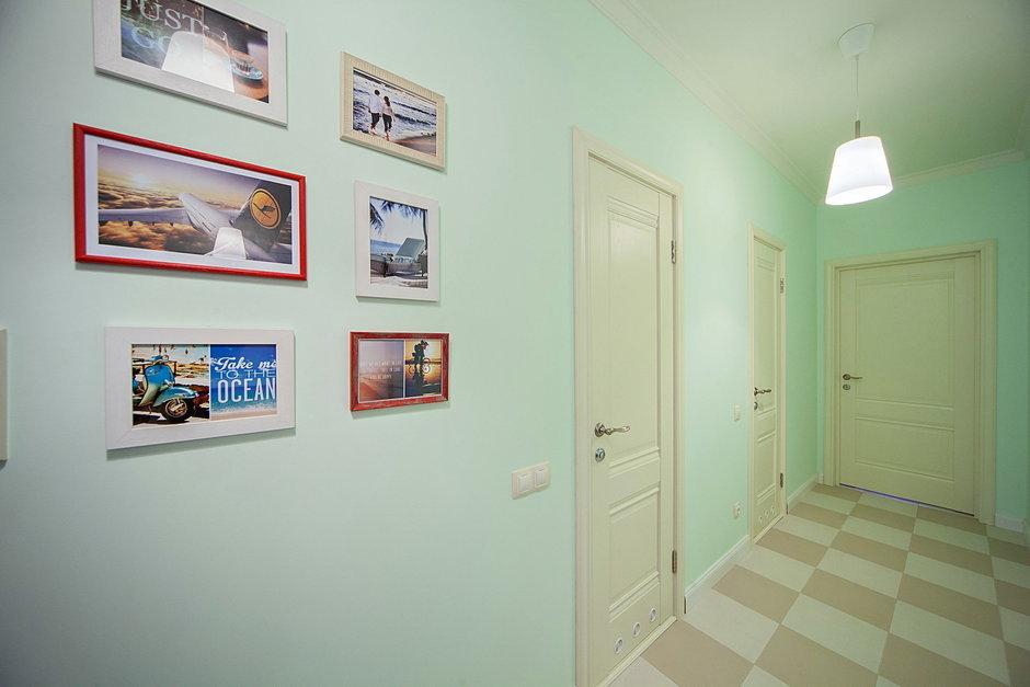 Фотография: Прихожая в стиле Прованс и Кантри, Квартира, Дома и квартиры – фото на InMyRoom.ru
