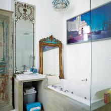 Фото из портфолио  ДА ЗДРАВСТВУЕТ ЭКЛЕКТИКА – фотографии дизайна интерьеров на INMYROOM