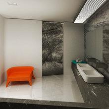 Фото из портфолио Квартира фотостудия – фотографии дизайна интерьеров на INMYROOM