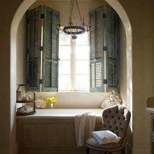 Фотография: Ванная в стиле Кантри, Декор интерьера, Дом, Декор дома – фото на InMyRoom.ru