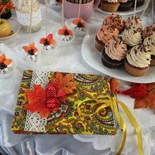 Фото из портфолио Осенняя свадьба Марины и Александра – фотографии дизайна интерьеров на INMYROOM
