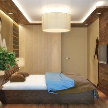 Фото из портфолио Квартира в Поворово – фотографии дизайна интерьеров на INMYROOM