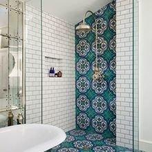 Фотография: Ванная в стиле Восточный, Декор интерьера, Квартира, Дом – фото на InMyRoom.ru