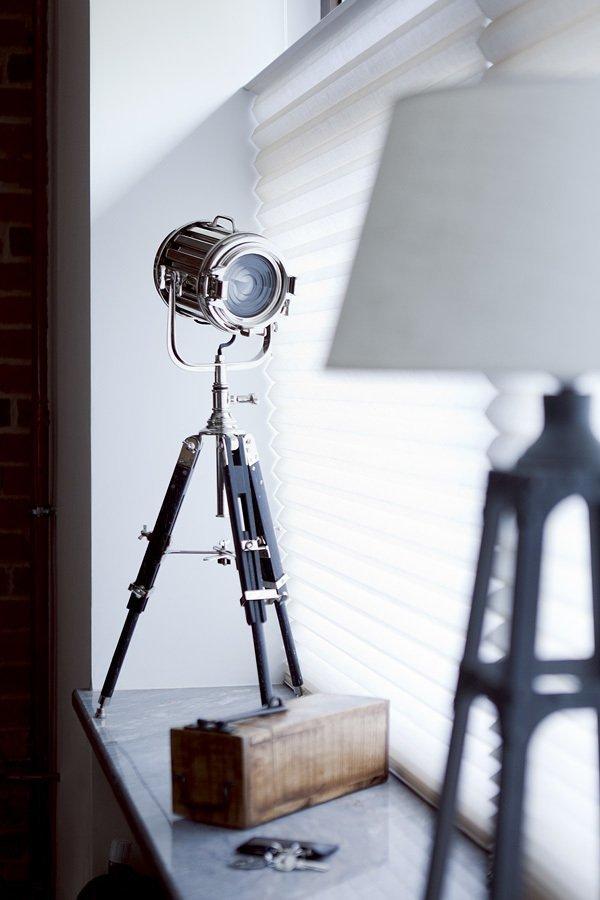 Фотография: Мебель и свет в стиле Лофт, Малогабаритная квартира, Квартира, Дома и квартиры, Проект недели – фото на InMyRoom.ru